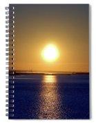 Narrow Bay V Spiral Notebook