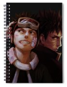 Naruto Spiral Notebook