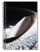 Nasa: Crew Return Vehicle Spiral Notebook