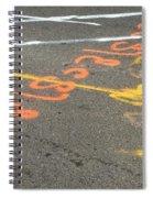 Nasca Lines New York Spiral Notebook
