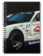 Nascar No44 Spiral Notebook