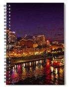 Nashville And General Jackson Spiral Notebook