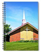 Nashville Baptist Church Spiral Notebook