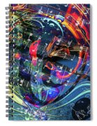 Nashville Cats Spiral Notebook