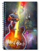 Nashville Nights 01 Spiral Notebook