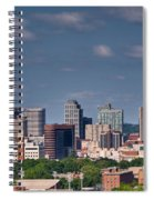 Nashville Skyline 1 Spiral Notebook