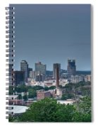Nashville Skyline 2 Spiral Notebook
