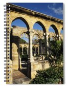 Nassau Cloisters Spiral Notebook