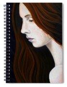 Nastya Spiral Notebook