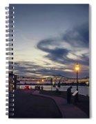 Natchez Under-the-hill Spiral Notebook