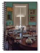 Nathaniel Russell Dining Room Spiral Notebook