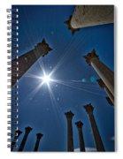 National Capitol Columns #2 Spiral Notebook