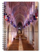 National Cathedral Spiral Notebook