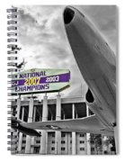National Champions Spiral Notebook