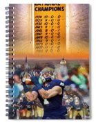 National Championships Nd Spiral Notebook