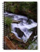 National Creek Falls 03 Spiral Notebook