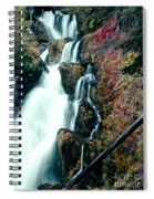 National Creek Falls 07 Spiral Notebook