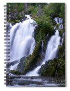 National Creek Falls 09 Spiral Notebook