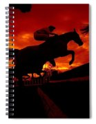 National Hunt, Ireland Spiral Notebook