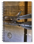 National Transonic Facility Space Shuttle Model Gpn 2000 001914 Spiral Notebook