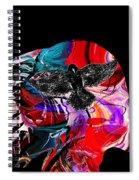 Native American Chief Spiral Notebook