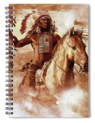 Native American 093201 Spiral Notebook