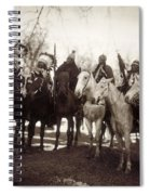 Native American Chiefs Spiral Notebook