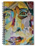 Native American Reflection Spiral Notebook
