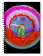 Native American Spring Spiral Notebook