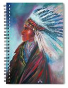 Native Blessings Spiral Notebook