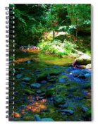 Native Crossing Spiral Notebook