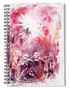 Nativity 5 Spiral Notebook