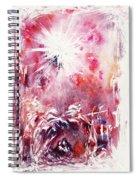 Nativity 5 Spiral Notebook
