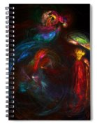 Nativity  Spiral Notebook