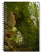 Natural Arch Spiral Notebook