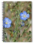 Natural Blooze Spiral Notebook