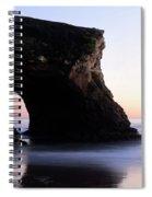 Natural Bridges Detail Spiral Notebook