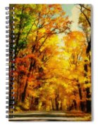 Natural Cathedral Spiral Notebook