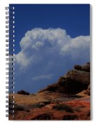 Natural Colors Spiral Notebook