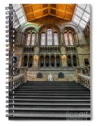 Natural History Museum Spiral Notebook