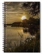 Natural Spotlight Spiral Notebook