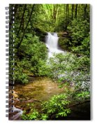 Nature At Her Most Beautiful Spiral Notebook