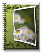 Nature Bug Spiral Notebook