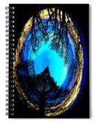 Nature Egg Spiral Notebook