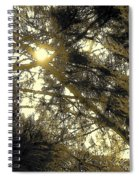 Nature In The Crosshairs Spiral Notebook