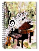 Nature Is Music To My Soul Spiral Notebook