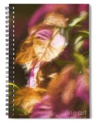 Nature Pastel Artwork Spiral Notebook