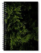 Nature Plants Spiral Notebook