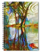 Nature Reflections 2 Spiral Notebook