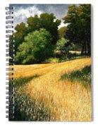 Nature Walk Ridgefield Washington Spiral Notebook